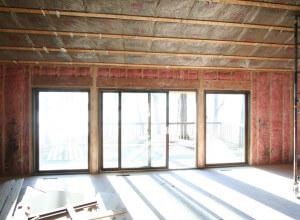 Craftsman Basement Interior Before