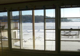 Interior remodel windows in Wisconsin before