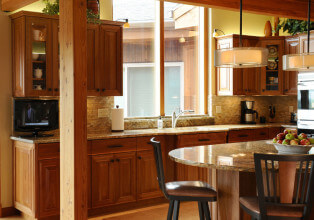 Updated kitchen design Madison WI