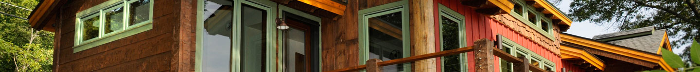 Cabin header photo