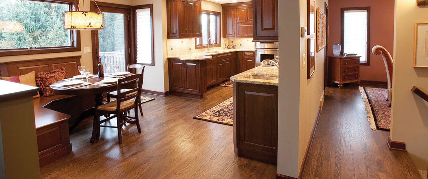 Kitchen Remodeling in Wisconsin