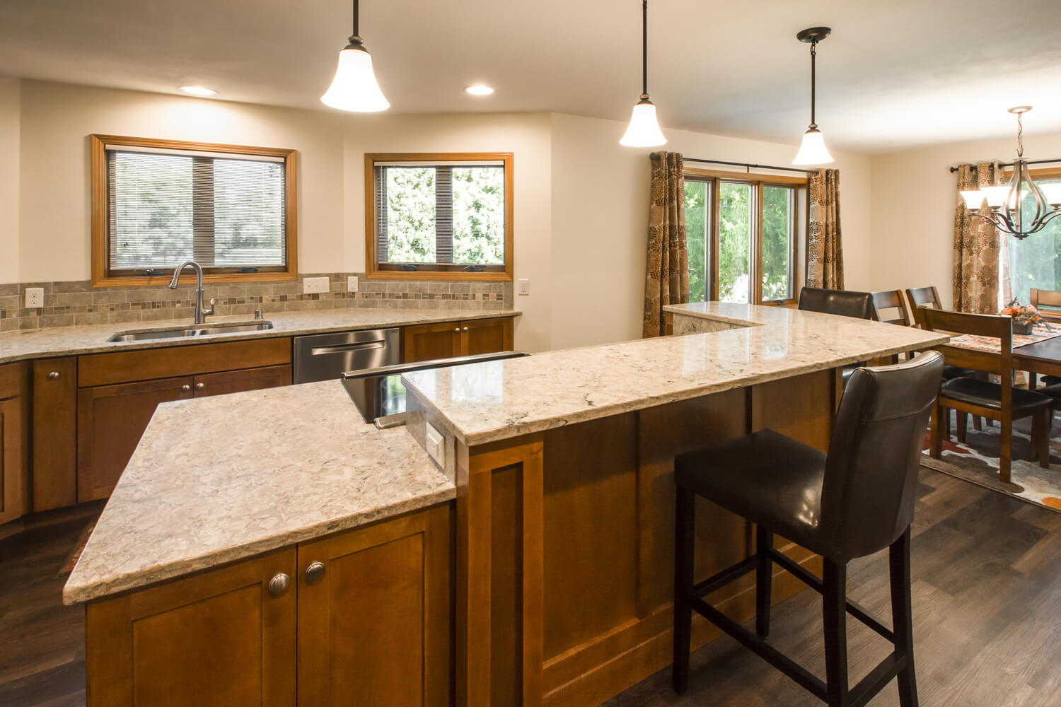 A Madison Kitchen Remodeled For Open Concept Living