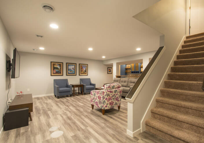 basement remodeling madison wi