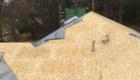 sheathing of roof