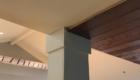 wood t&g ceiling