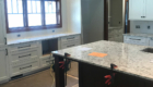 kitchen counters installed